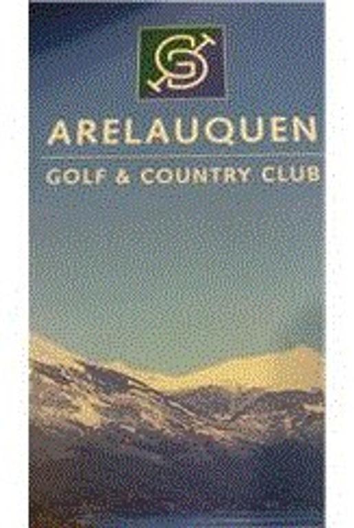 "ARELAUQUEN GOLF & COUNTRY CLUB dueño ""regalo"" terreno de 1124 m en exclusiva manzana CD"