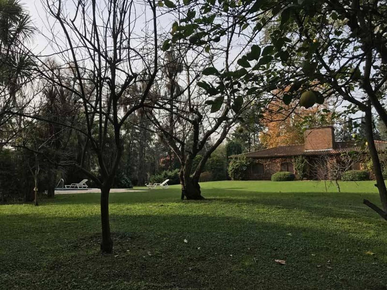 Venta de casa en Highland Park - Pilar