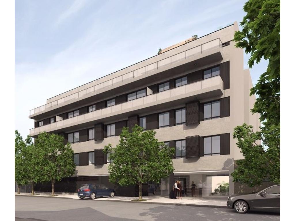 Simbron 4647 - Complejo Alta Roma - Departamento de 2 ambientes con balcon  a estrenar