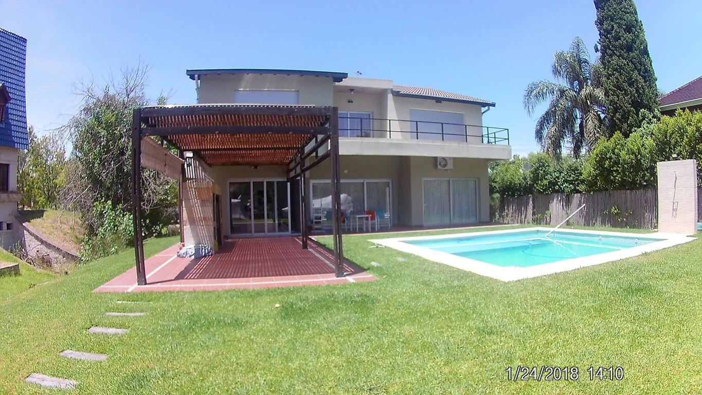 Venta--gba -amarra de 20 mts-5 dormitorios en suite-countries-boatcenter-nueva-