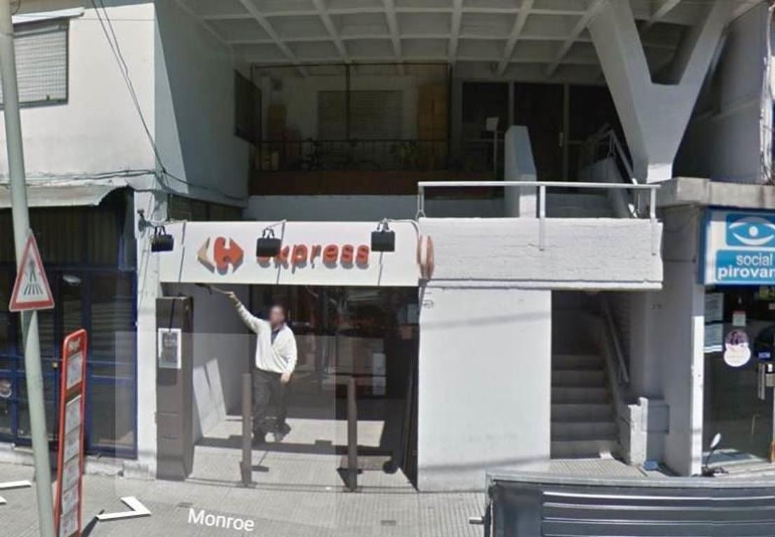 Local Alquilado a Carrefour con buena renta