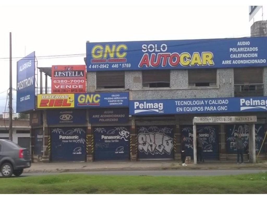 Local Comercial + Departamento Monseñor Bufano y Gral. San Martin - San Justo
