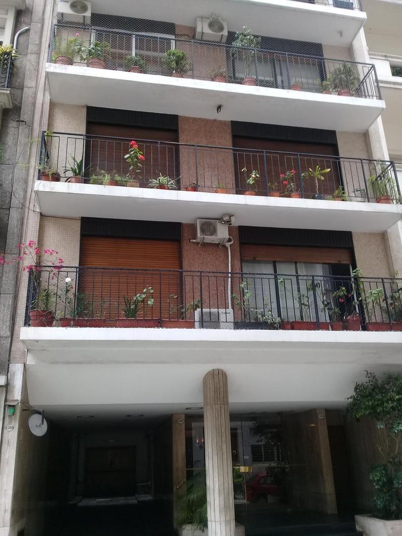 Departamento en alquiler - Plaza S.Martin calle Suipacha 1360 Dacal Bienes Raices