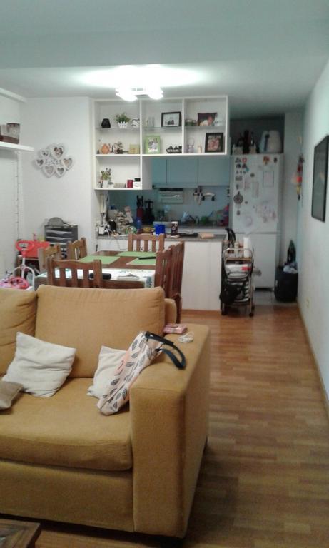 3 amb. + escritorio y BALCÓN TERRAZA AMPLIO 4° piso en Dúplex categoría 2 baños