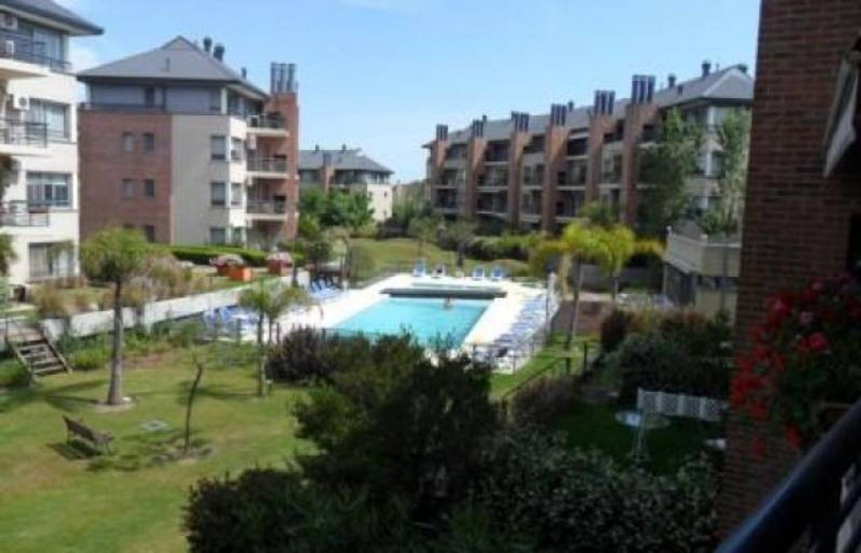 PORTEZUELO   Plaza I Departamento apto credito en venta en Nordelta
