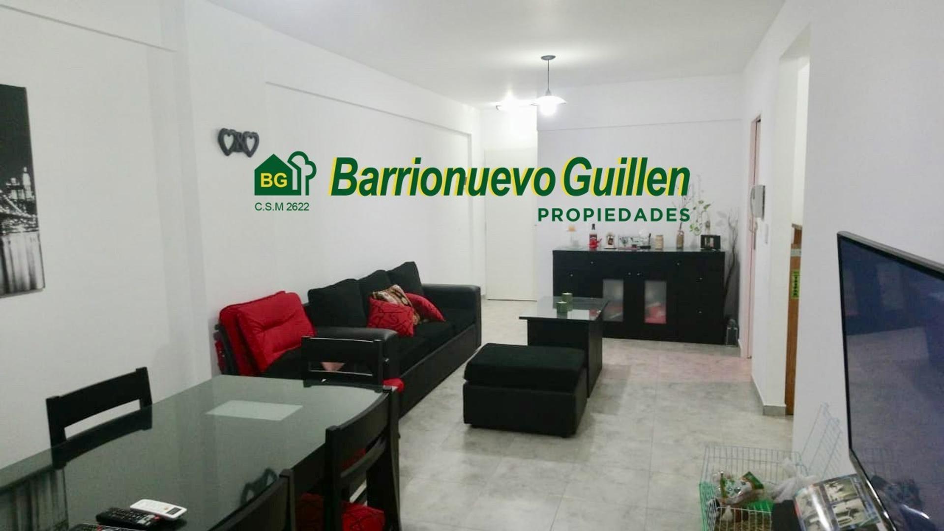 Unico Depto. 2 Amb. 57 m² con Balcon en Bonifacini 4844 - Caseros Norte