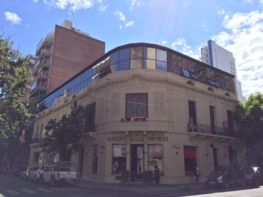 Departamentos de 1 dormitorio en el centro de Rosario