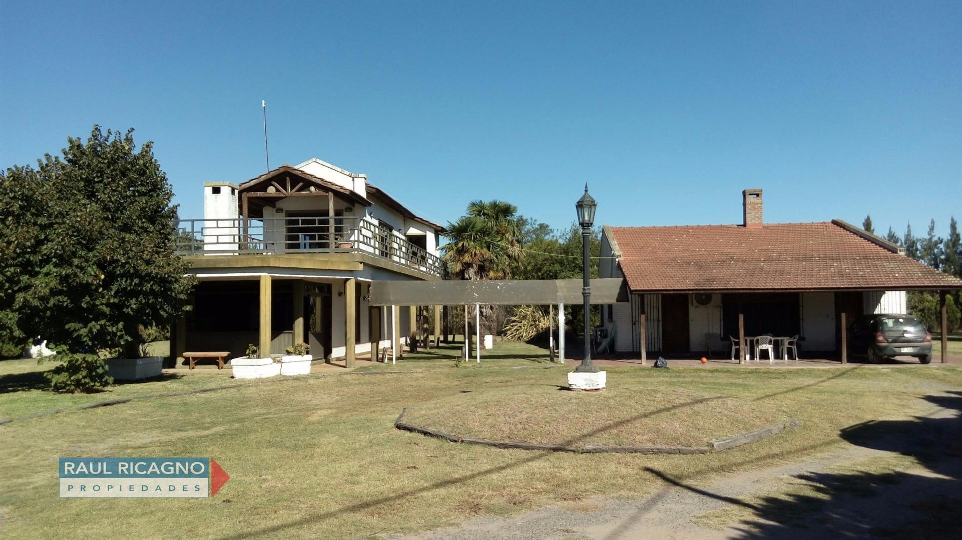Casa en Venta en Chascomús. Exquisita Propiedad. PERMUTAS Y FINANCIACIÓN