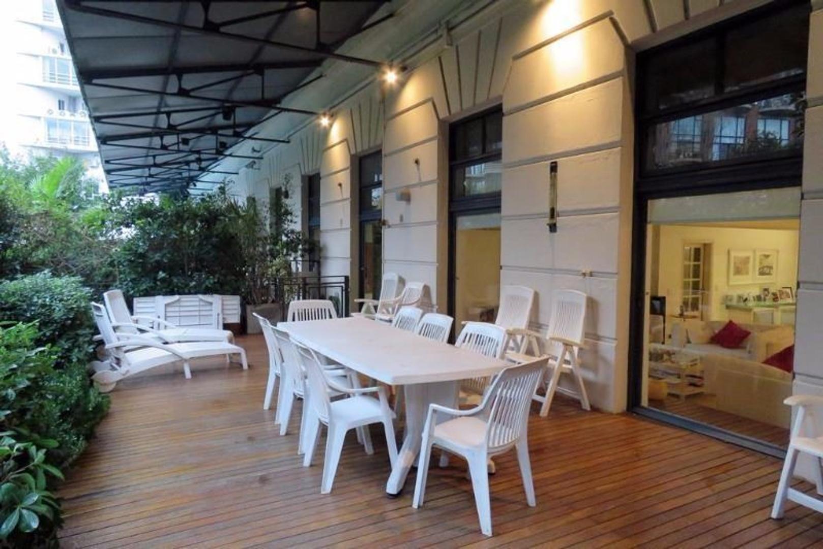 Venta de Departamento 4 AMBIENTES en Palermo.- Edificio unico Silos de Dorrego.-