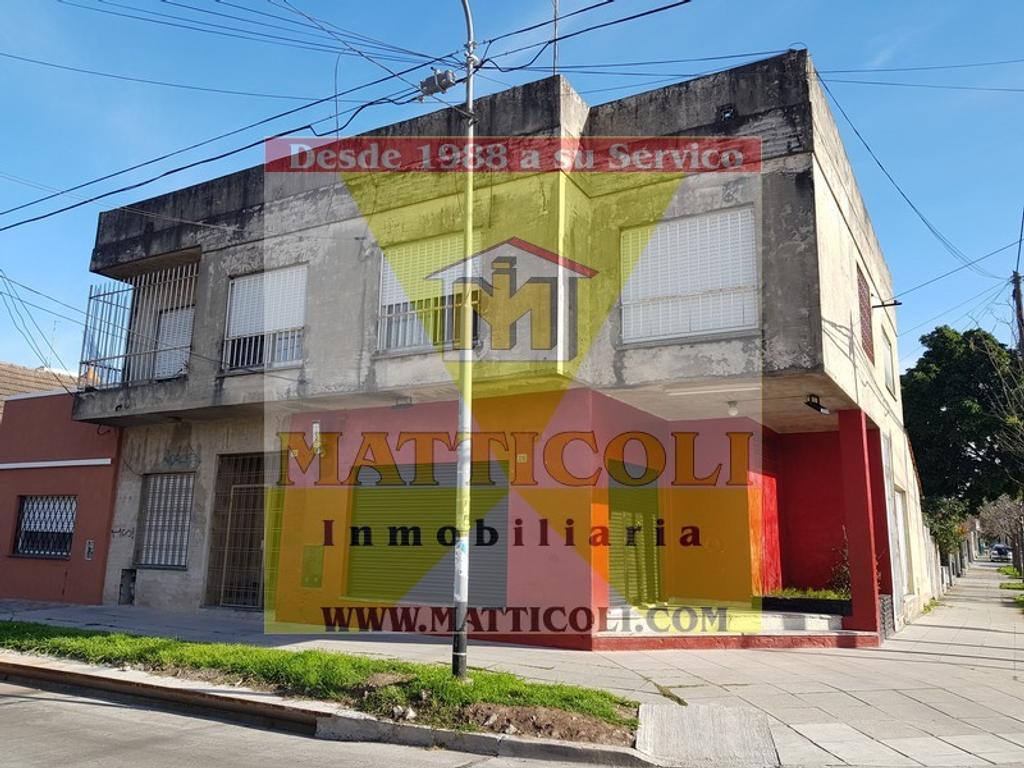 VENTA Casa Multifamiliar con Local en PB en San Andres