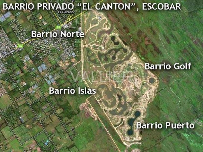 LOTE EN EL CANTON - Norte