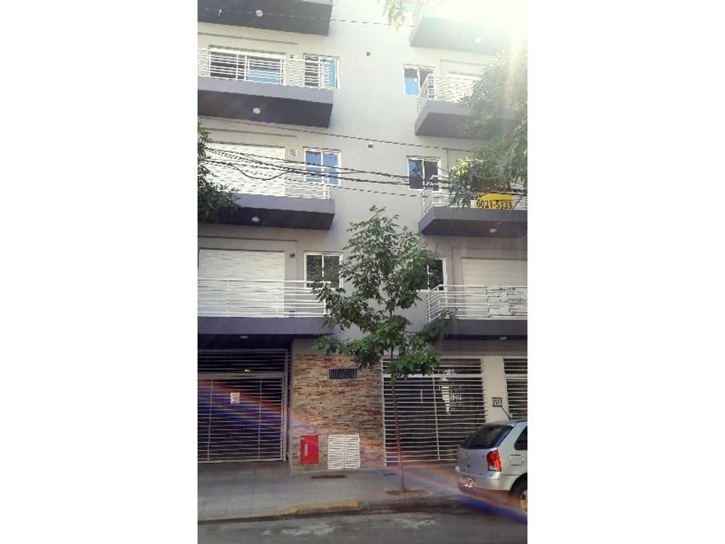 Departamento 2 Ambientes a Estrenar.Frente y balcón. Lafuente y Ramón Falcón