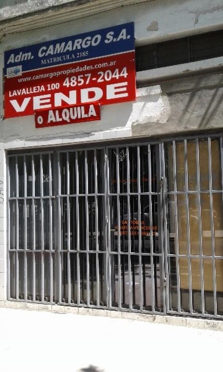 ALQUILER LOCAL 1 PLANTA- MARGARIÑOS CERVANTES 2200-PATERNAL