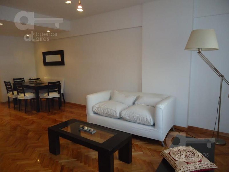 Palermo, Departamento 3 Ambientes con Balcón, Alquiler Temporario Sin Garantía!