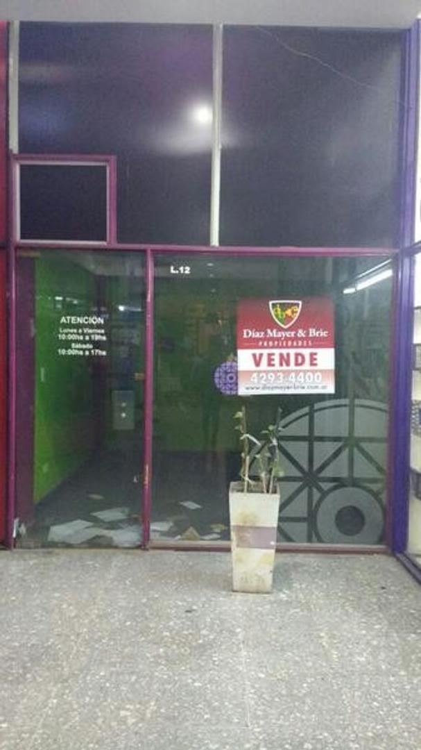 Local en galería céntrica de Lomas
