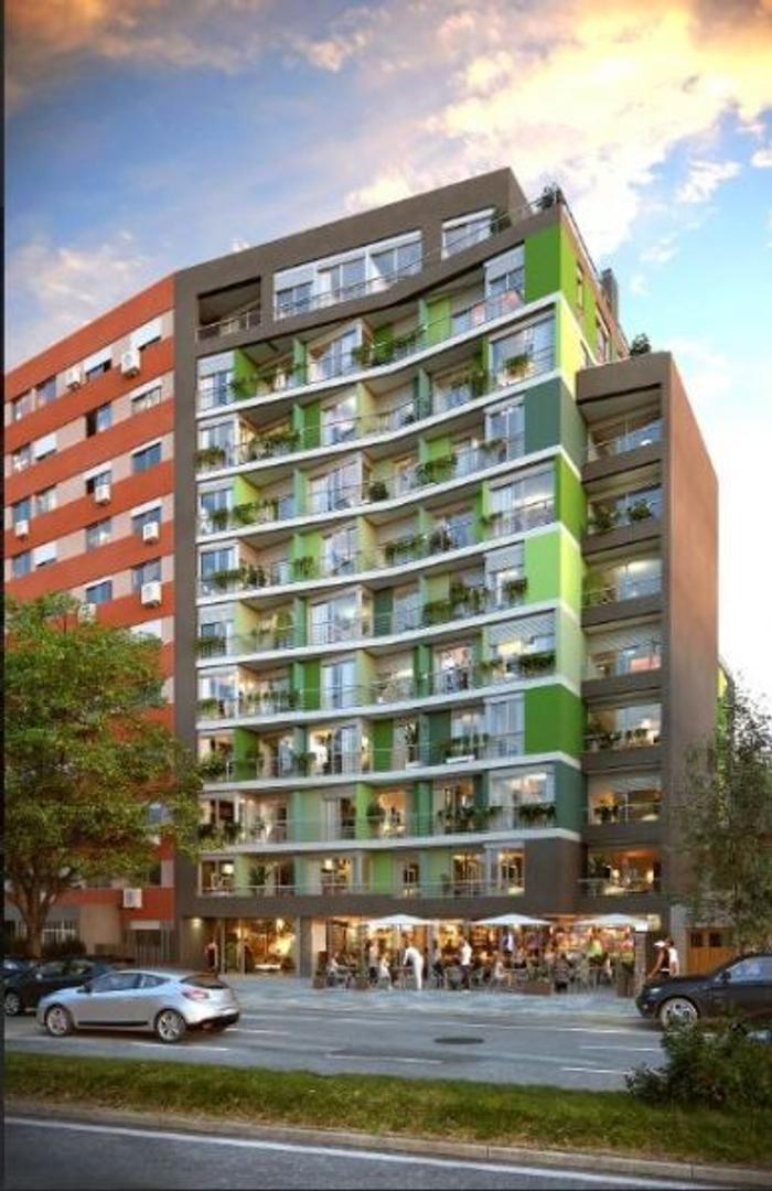 Ph - 50 m² | 1 dormitorio | Con terraza