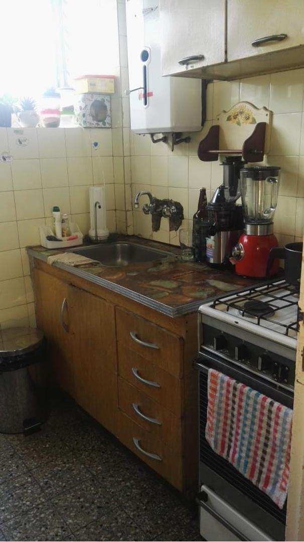 Departamento - 38,11 m² | 1 dormitorio | 55 años