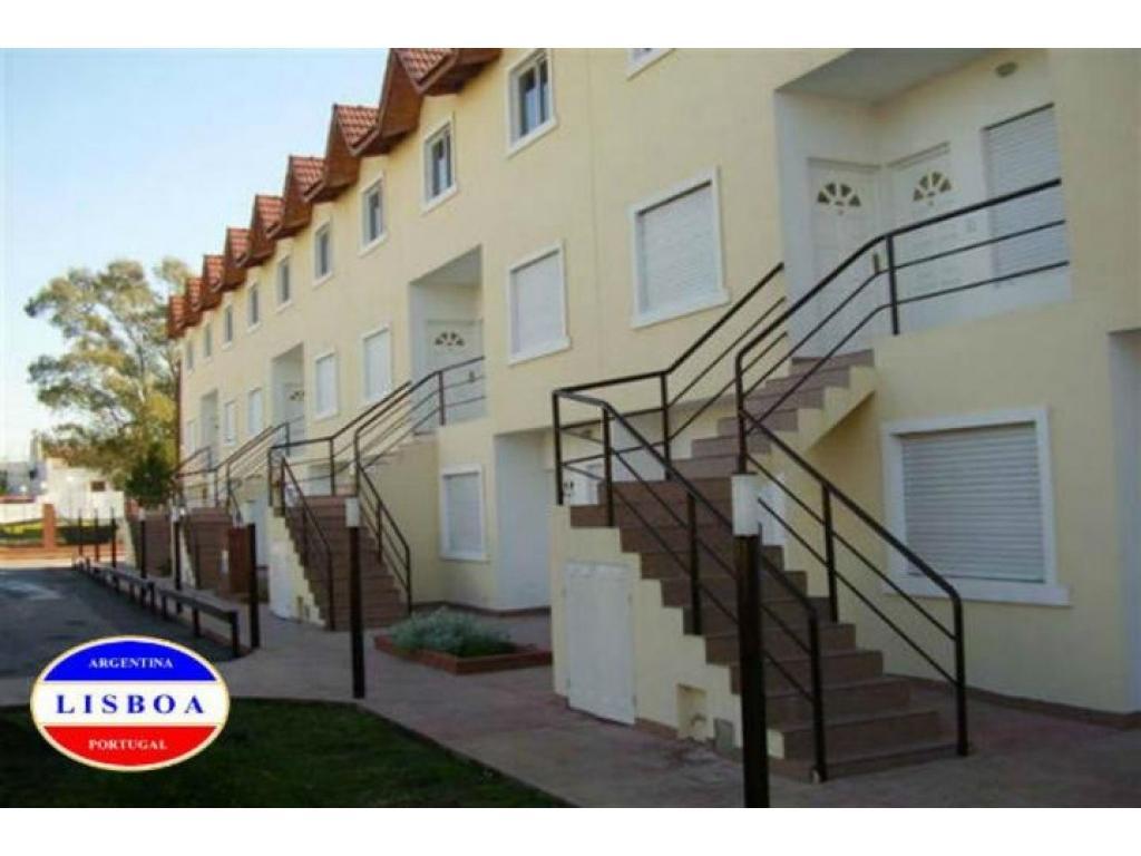 Barrio cerrado Canguro, departamentos de 2 y 3 ambientes