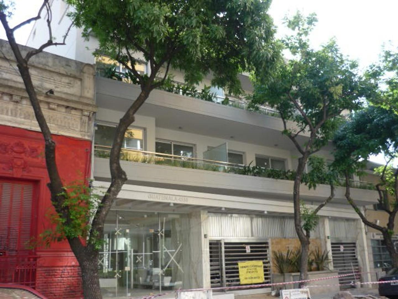 Departamento 2 AMB.+BALCÓN ATERRAZADO + COCHERA FIJA