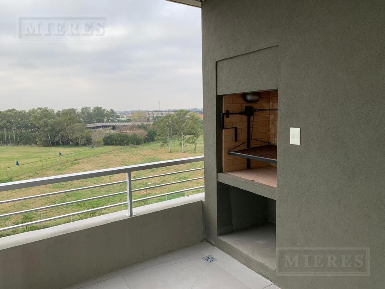 Palmas de Buenavista  Piso 5º 508  - 3 ambientes con cochera