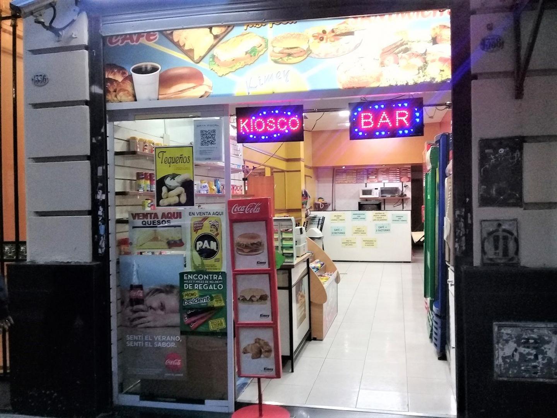XINTEL(BRV-BRV-52) Gran Oportunidad,Excelente Fondo de Comercio Kiosco, CafeBar