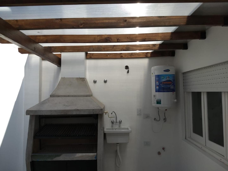 Dr L Belaustegui 3200, Piso pb - 2 ambientes