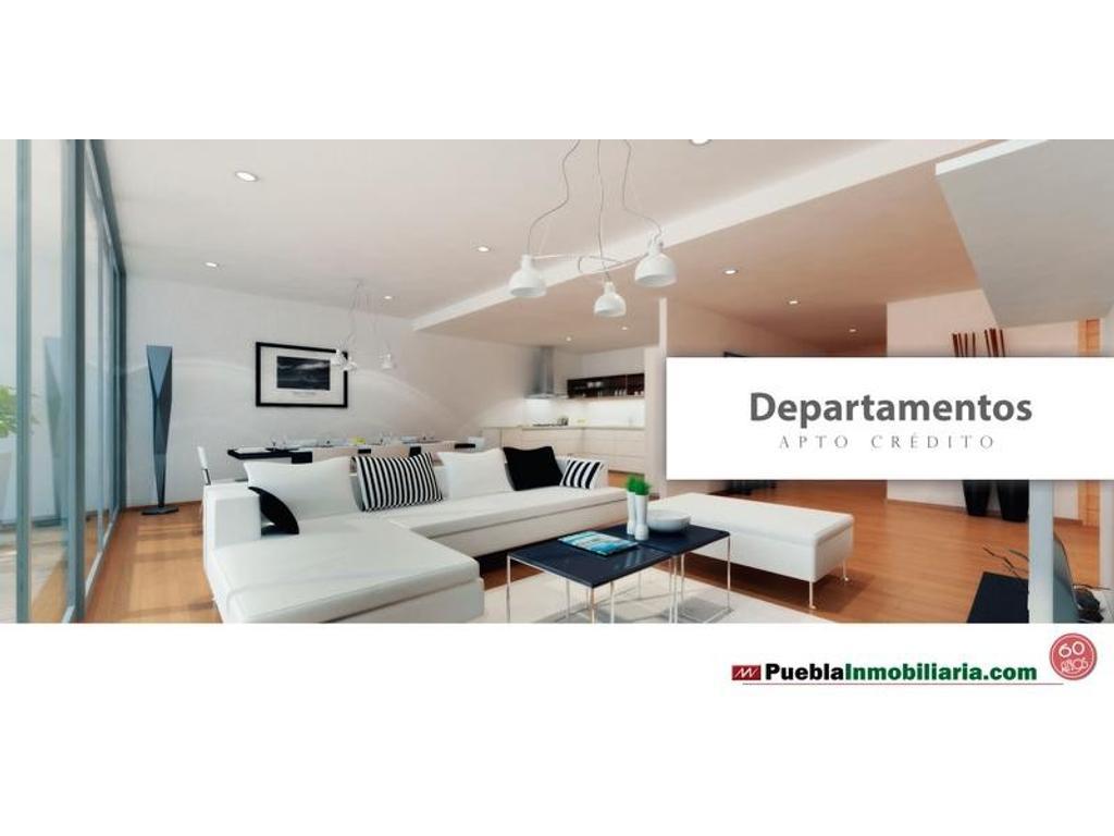 Departamentos Apto Crédito