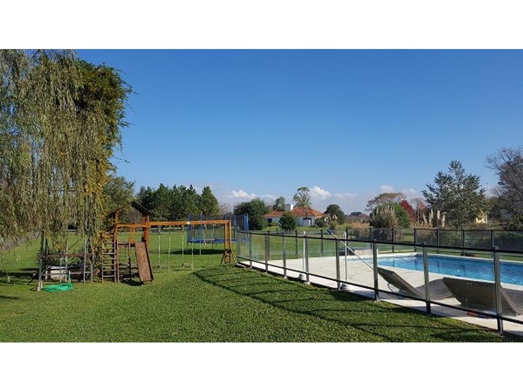 Club de Campo Santa Catalina - Open Door - Lujan  - con opción espacio 12 boxes con monturero