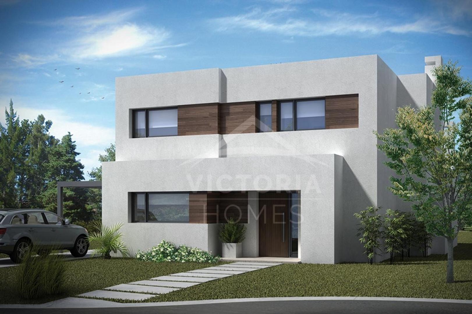 Casa llave en mano en La Lomada, Pilar