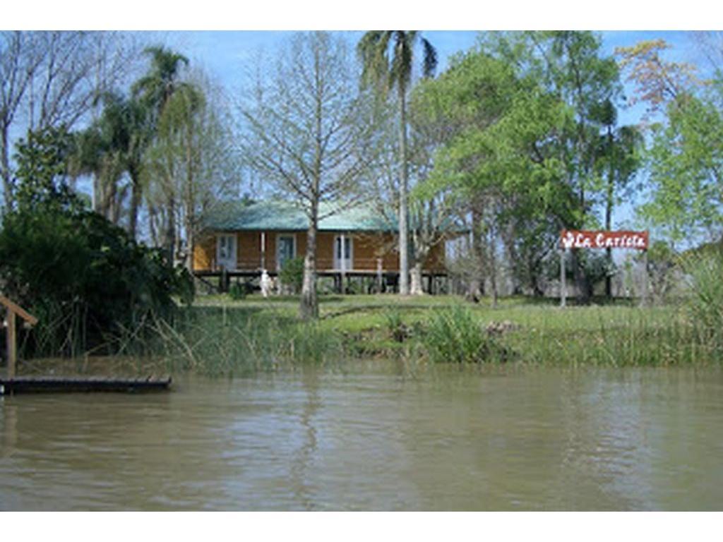 Venta de casa en Arroyo La Barquita tercera sección de islas