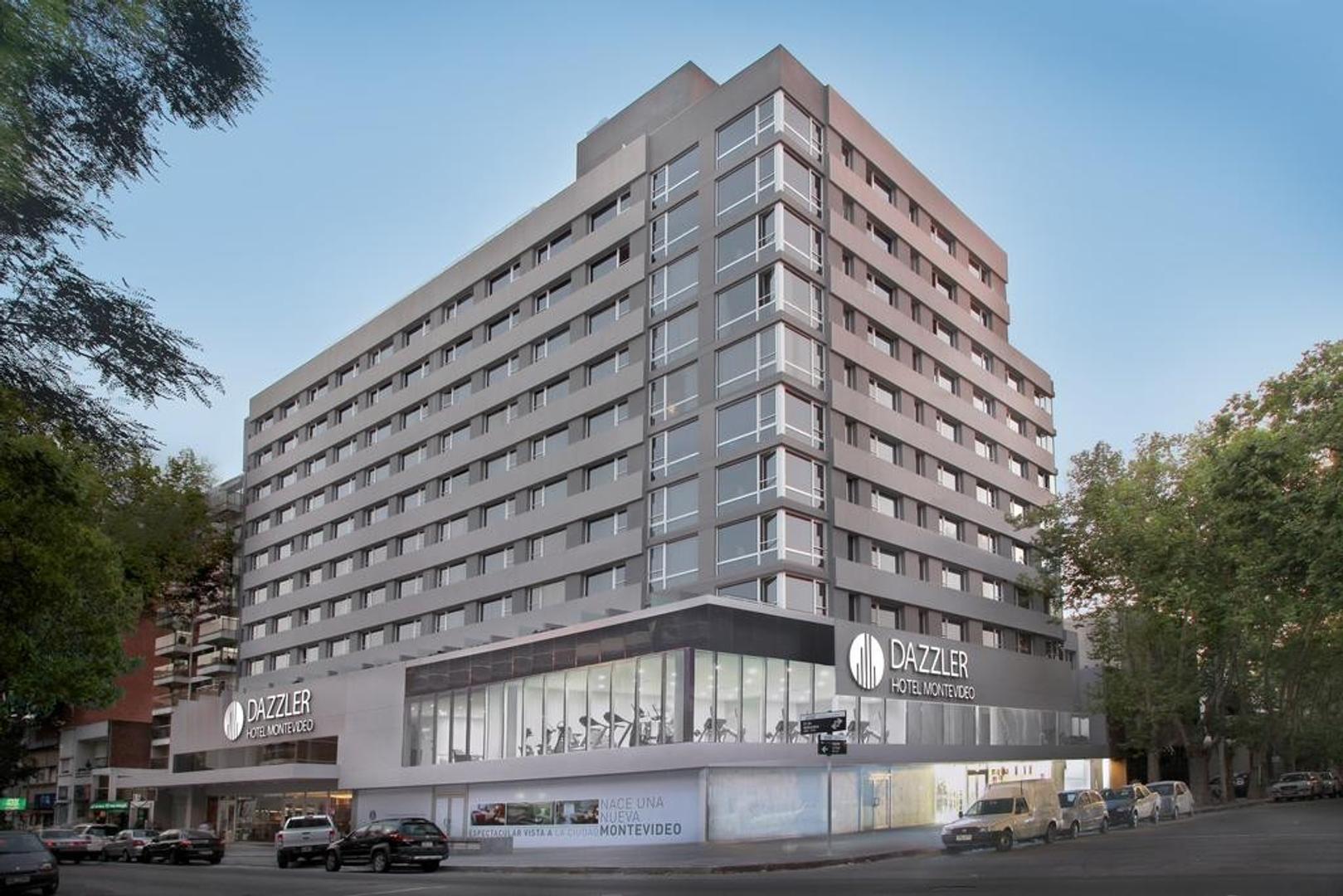 Habitaciones en Hotel Dazzler Montevideo