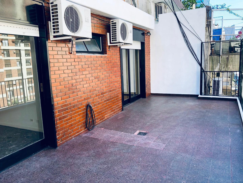 Departamento en Alquiler en Palermo Chico - 3 ambientes