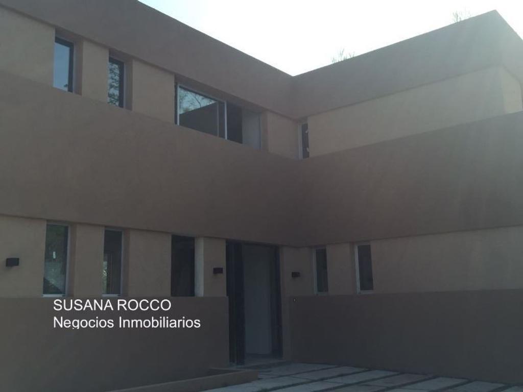Casa a estrenar en Las Liebres SUSANA ROCCO Negocios Inmobiliarios. Excelente!!