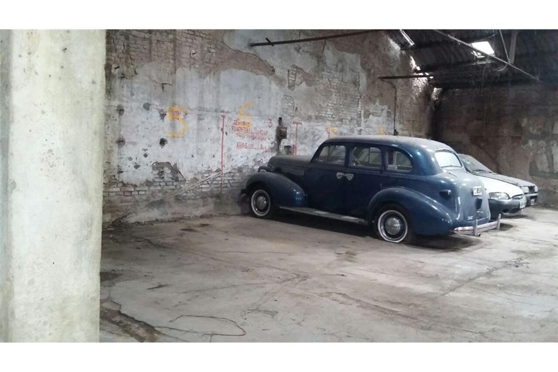Galpón / Depósito / Estacionamiento