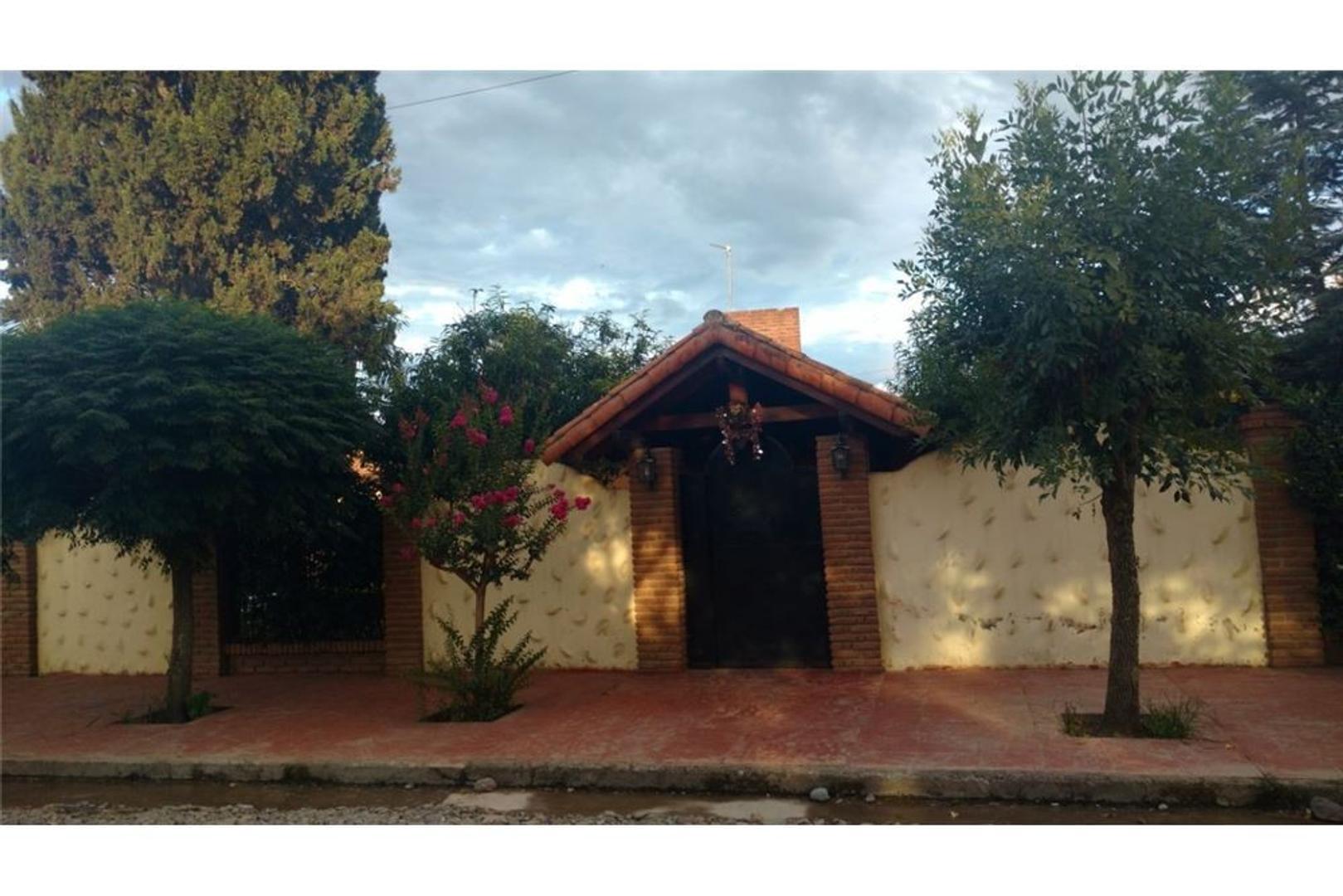 VENTA CASA EN ESQUINA, SAN LUIS (Salta)