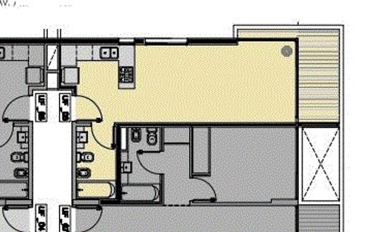 J. Newbery y A. Thomas exc ambiente edif PREMIUM pileta sauna parrilla salones etc