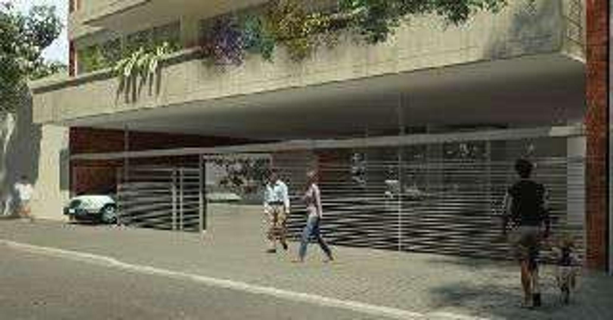 Cochera Venta Edificio Primera Categoría  - Vigilancia  -  Ideal Inversión  !!!