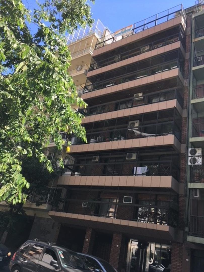 Excepcional S/Piso 2 dormitorios c/dependencias 104 mts y cochera cub (dorm en suite)+ 2° Baño comp