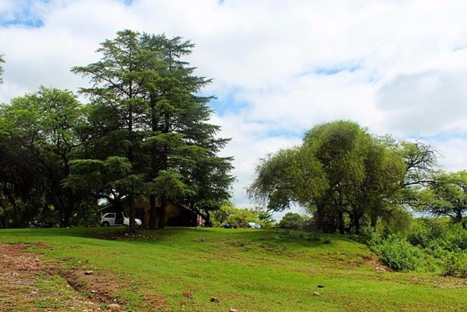 Terreno a la venta para Desarrollo Urbano - Villa Warcalde