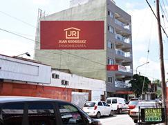 Departamentos de 2 ambientes en pleno centro de José C. Paz