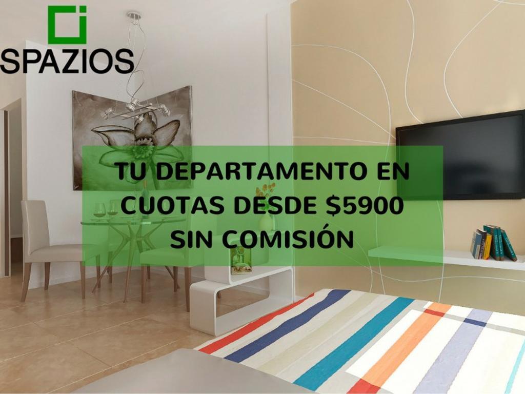 Monoambiente en Santos Lugares  - 180 CUOTAS EN PESOS!