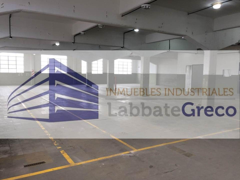 Alquiler Inmueble Industrial - 1680m2 - Villa  Pueyrredon