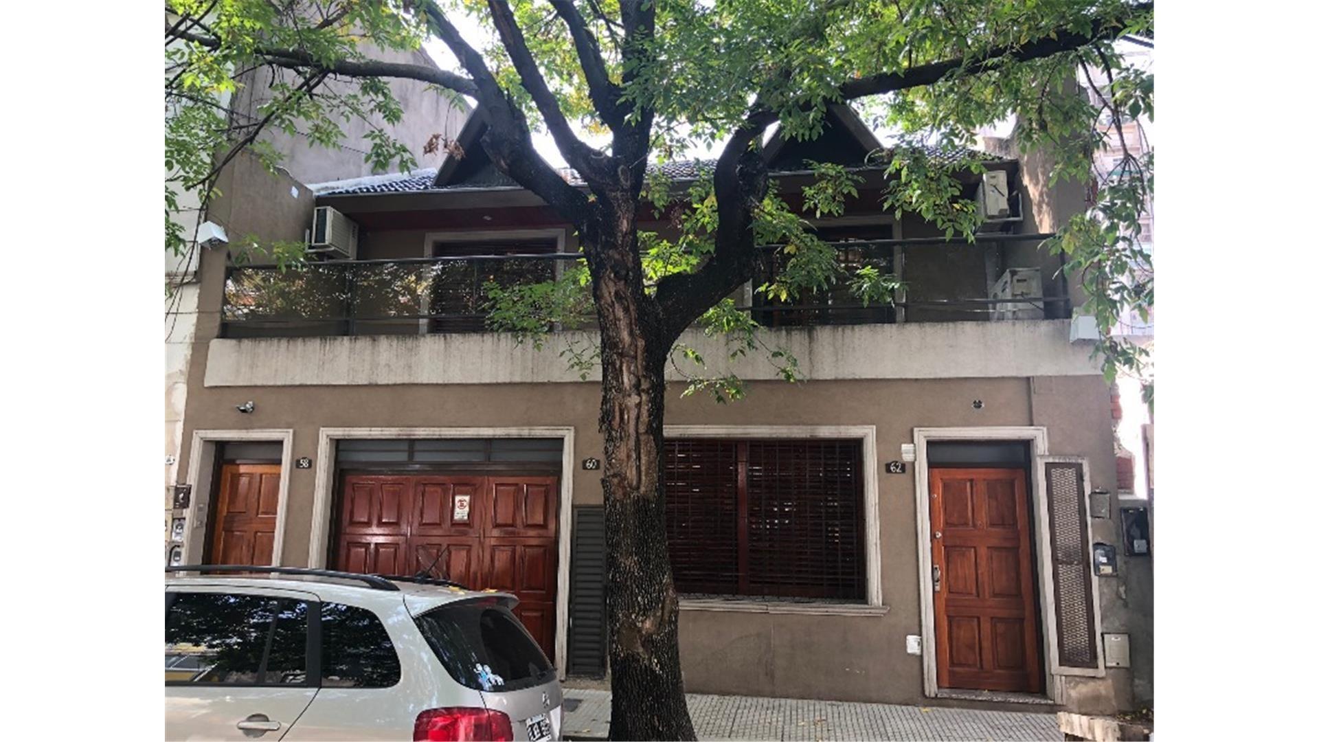 ph al frte e/indep 3 amb 2 bños patio tza garage 160 m2
