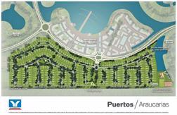 Puertos/  Araucarias - Ingeniero Maschwitz - Escobar