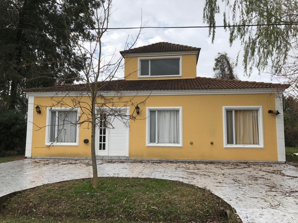 Casa en venta en country venado 2