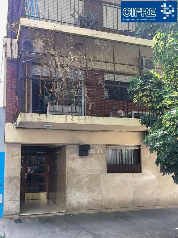 Semipiso de 4 ambientes con balcon al contrafrente. (Suc. Urquiza 4521.3333)