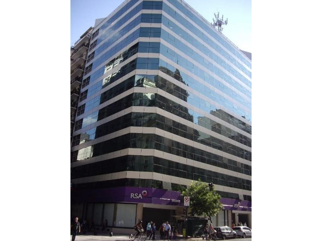 Av Córdoba 800, Edificio en block en alquiler, plantas 900 mts