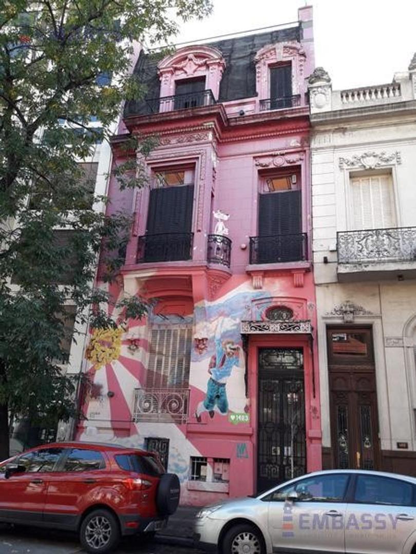 Casa en Venta en Barrio Norte - 8 ambientes