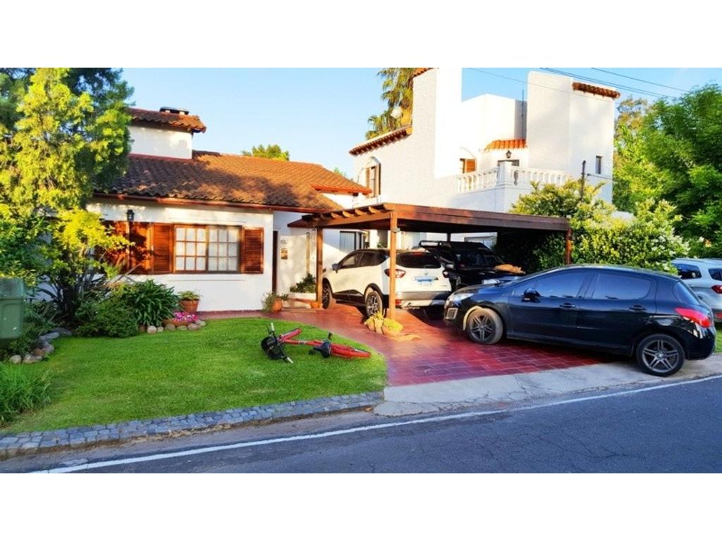 Casa en Venta - 4 ambientes -Aranjuez Country Club-Moderna casa!