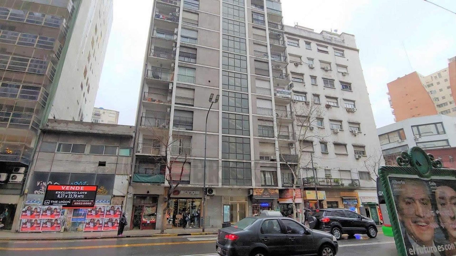 Departamento en Alquiler en Barrio Norte - 3 ambientes